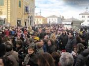 Tanta gente per il Carnevale 2014 a Senigallia