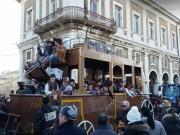 Carnevale di Senigallia - Diligenza del west