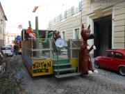Carnevale di Senigallia - Les Dalton