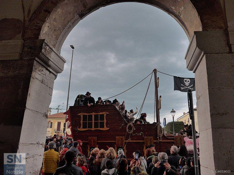 Carnevale 2017 a Senigallia - Pirati