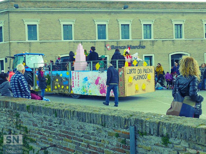 Carnevale 2017 a Senigallia - Agrinido