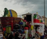 Carnevale 2017 a Senigallia - Carri allegorici