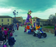 Carnevale 2017 a Senigallia - Jolly