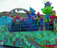 Carnevale 2017 a Senigallia - Trolls