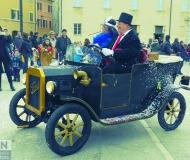 Carnevale 2017 a Senigallia - Ford
