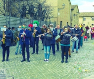 Carnevale 2017 a Senigallia - Suona la banda
