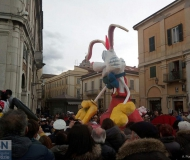 Carnevale 2017 a Senigallia - Roger Rabbit
