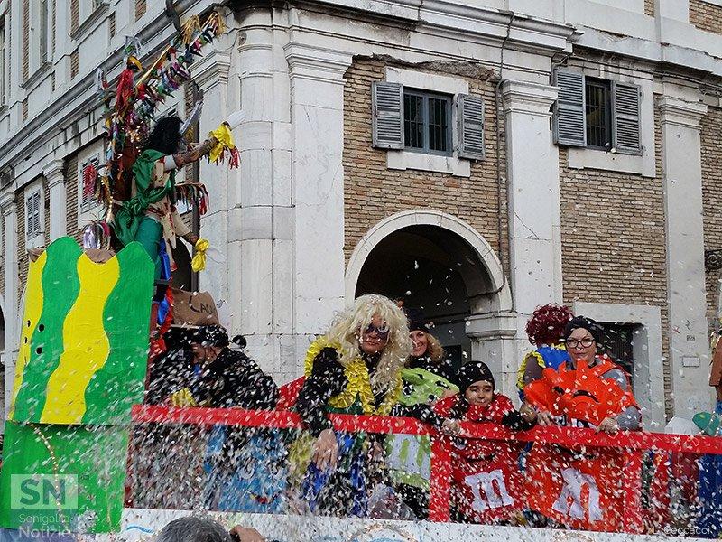 Carnevale 2016 a Senigallia: Brasile e cacao