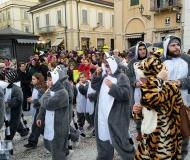 Carnevale 2016 a Senigallia: Madagascar