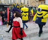Carnevale 2016 a Senigallia: Minions