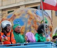 Carnevale 2016 a Senigallia: Marte