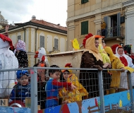 Carnevale 2016 a Senigallia: il pollaio