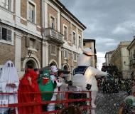 Carnevale 2016 a Senigallia: Ghostbusters