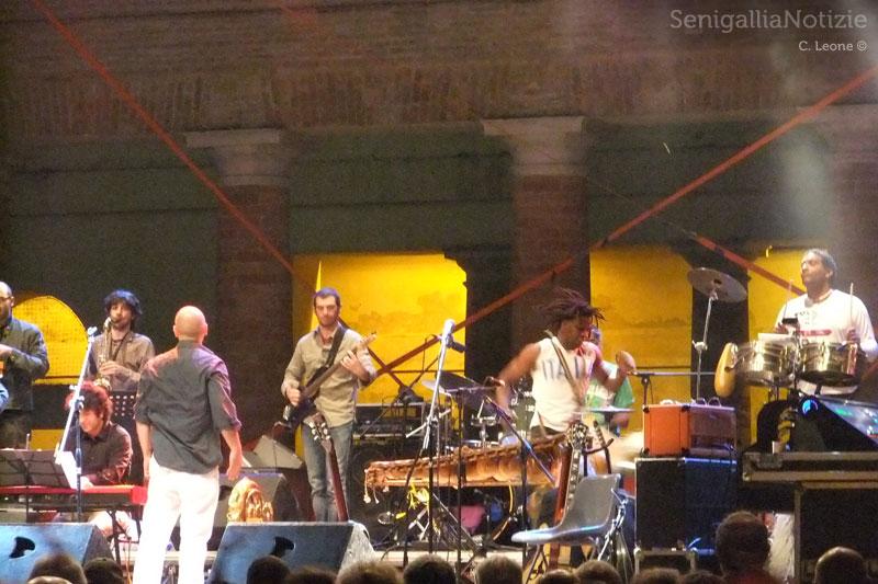 Orchestra di via Padova al CaterRaduno 2013