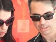 Natascha Lusenti e Filippo Solibello