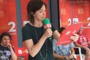 Cinzia Poli in diretta da Senigallia a Caterpillar AM