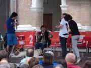 Jacopo Fo al CaterRaduno 2013 di Senigallia
