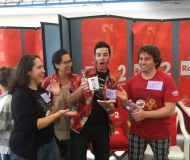 CaterRaduno 2013 - Le puntate in diretta del 28 giugno