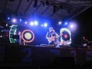 Max Gazzè sul palco di Senigallia per il CaterRaduno