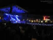 Il pubblico del CaterRaduno al concerto di Max Gazzè