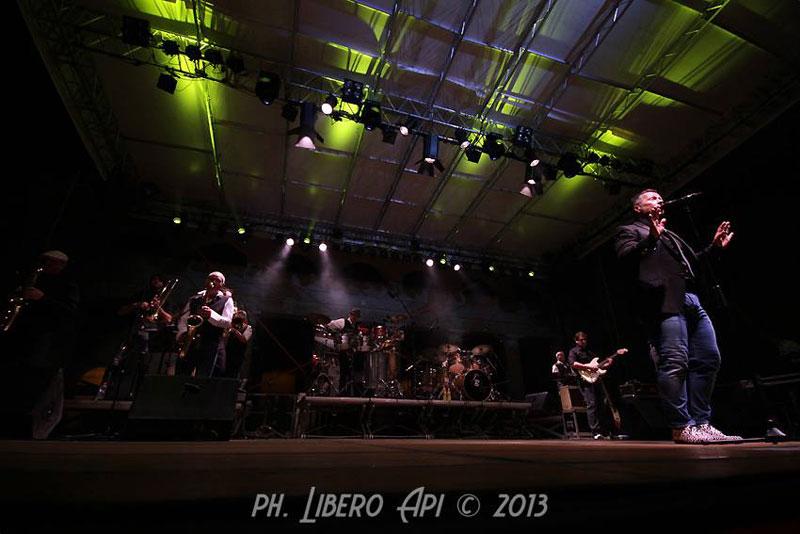 Paolo Belli e la sua Big Band al CaterRaduno 2013