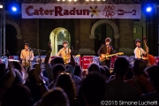 Caterraduno 2015 - Street Clerks in concerto in piazza Roma