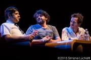 Caterraduno 2015 - Lillo, Greg e Alex Braga al Foro Annonario con 610 live
