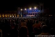 Caterraduno 2015 - Il Foro Annonario gremito per 610 live
