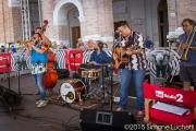 Caterraduno 2015 - Franco Funky in piazza Roma