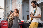Caterraduno 2015 - Chewingum in piazza Roma