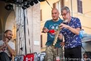 Caterraduno 2015 - Banda Osiris in piazza Roma