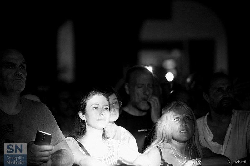 CaterRaduno 2019 - Pubblico per il concerto dei Tiromancino