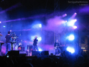 Senigallia balla con i Subsonica dal vivo