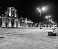 07/12/2016 - Senigallia in B/N: piazza Garibaldi