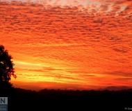 08/12/2016 - Insolito tramonto