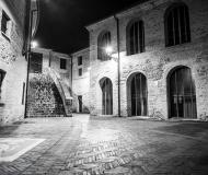 12/12/2016 - Senigallia in B/N: Biblioteca Antonelliana