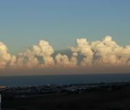 22/12/2018 - Nuvoloni sull'orizzonte