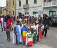 Sfilata di Carnevale 2010 a Senigallia