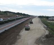 Terza corsia A-14 e Complanare: il cantiere