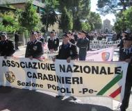 Raduno interregionale Carabinieri 2010