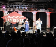 Summer Jamboree 2011 - Si Cranstoun e Lloyd Price