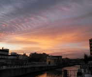 10/02/2016 - Alba al porto di Senigallia