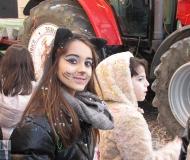 12/02/2016 - Catwoman al Carnevale