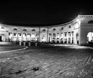 17/02/2018 - Senigallia in B/N: Foro Annonario