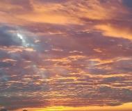 17/02/2020 - Mare di lava in cielo