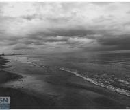 20/02/2020 - Mare d'inverno in bianco e nero