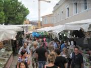 Fiera 2013 a Senigallia - via Chiostergi