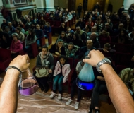 Tanta chimica all'auditorium San Rocco