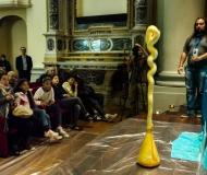 Esperimenti all'auditorium San Rocco