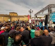 Il pubblico di Fosforo 2016, la festa della scienza